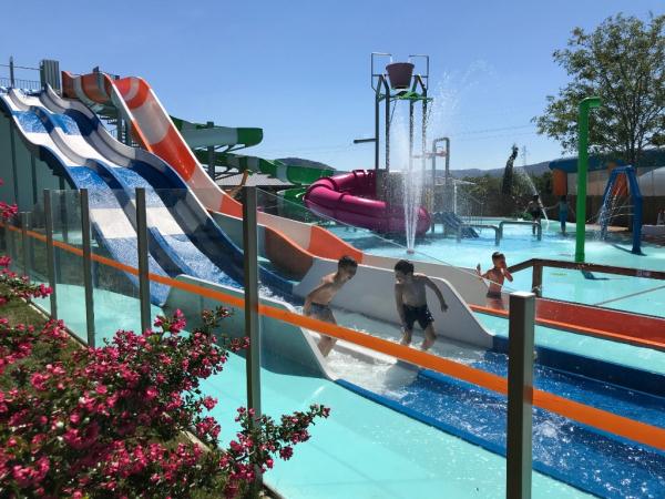 Aquapark - ©LE MONDE DE MERLIN