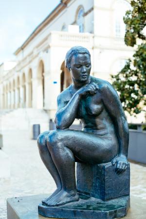 Ville de sculpture