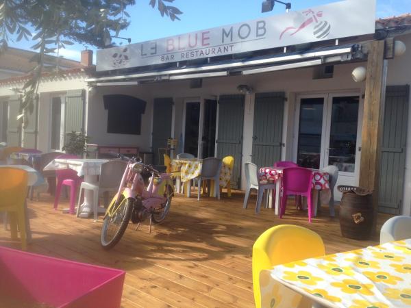 LE BLUE MOB Cuisine française La Tranche-sur-Mer photo n° 200742 - ©LE BLUE MOB