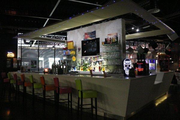 Le bar du BMB - ©BMB AMIENS