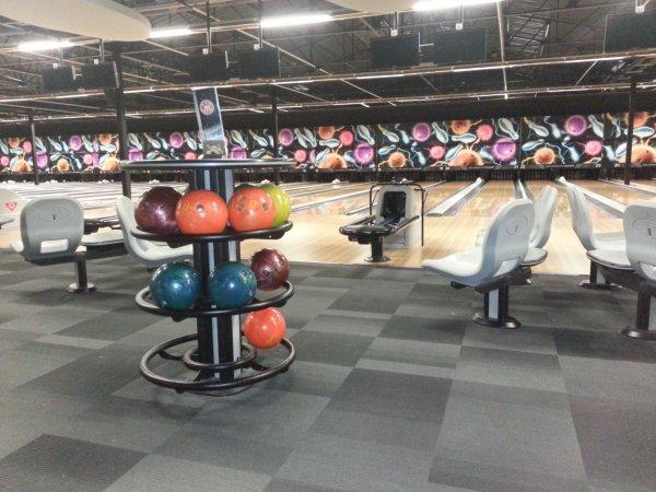 Pistes du bowling - ©BMB AMIENS