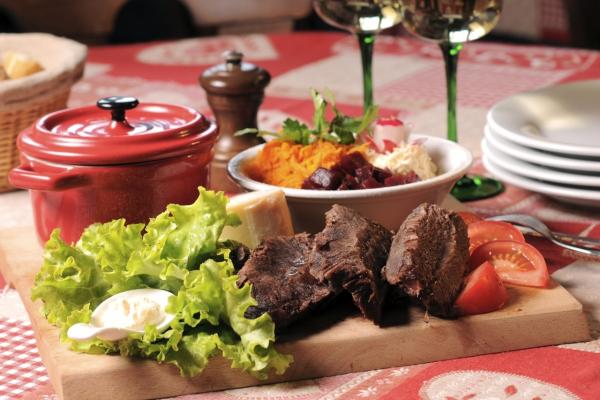 LA COCOTTE ROUGE Cuisine française Orbey photo n° 214270 - ©LA COCOTTE ROUGE