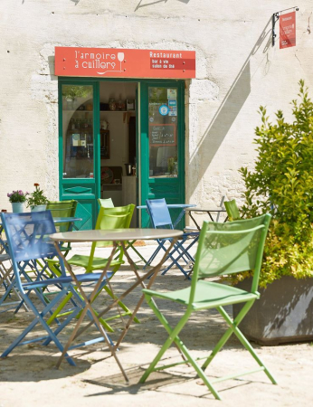 L'ARMOIRE À CUILLERS Cuisine française Crémieu photo n° 206248 - ©L'ARMOIRE À CUILLERS