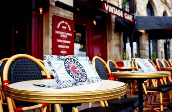 Vintage Café - ©VINTAGE CAFE