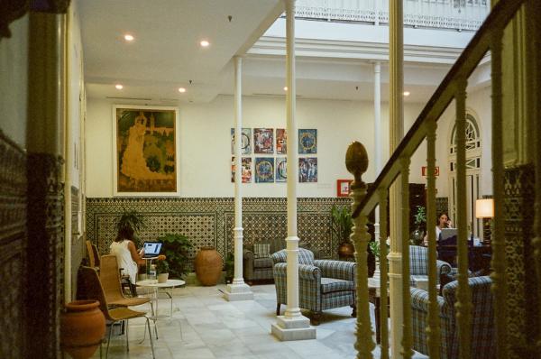 HOTEL CASA DE COLON Hôtel Séville photo n° 220358