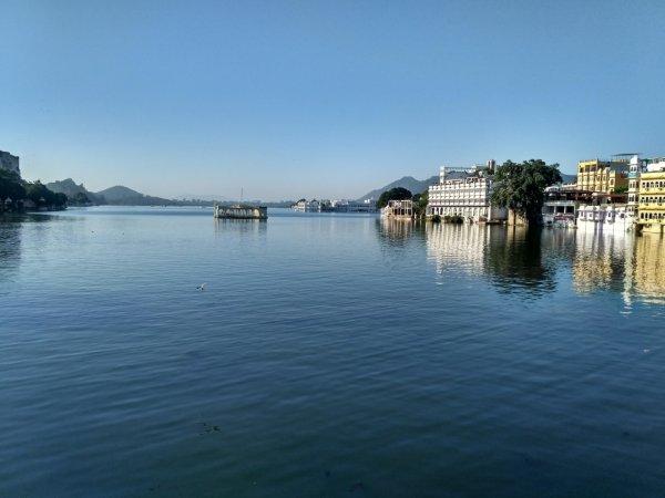 Lac Pichola Udaipur