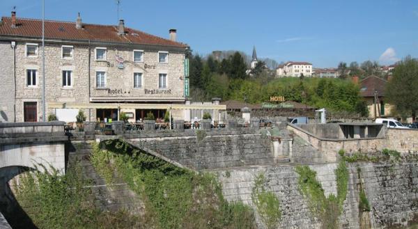 HÔTEL-RESTAURANT AU FAISAN DORÉ Hôtel Neuville-sur-Ain photo n° 223653 - ©HÔTEL-RESTAURANT AU FAISAN DORÉ