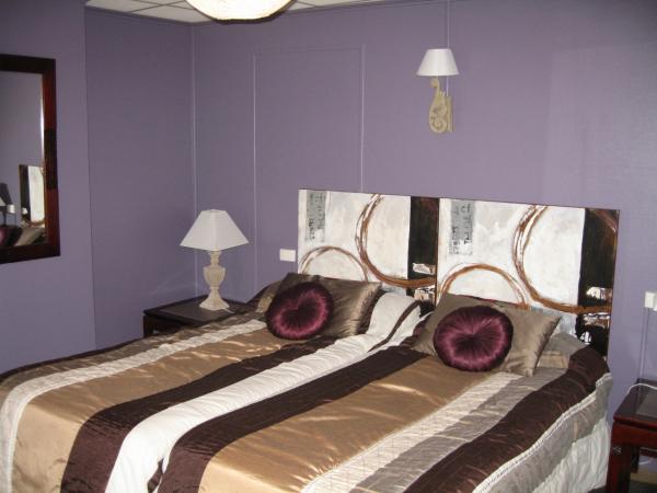 HÔTEL-RESTAURANT AU FAISAN DORÉ Hôtel Neuville-sur-Ain photo n° 223650 - ©HÔTEL-RESTAURANT AU FAISAN DORÉ