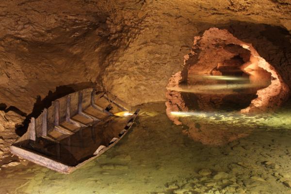 Lac souterrain