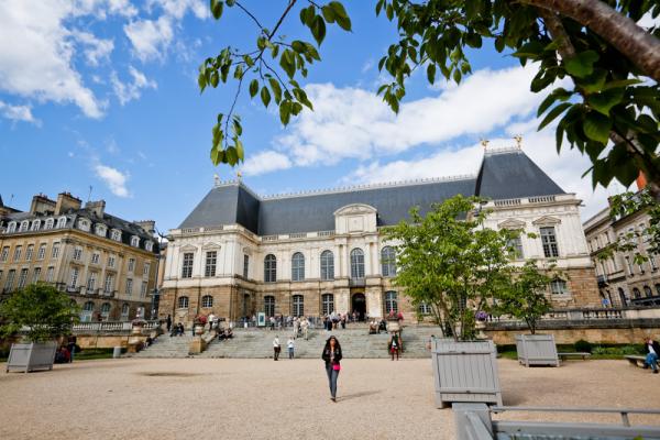 le Parlement - ©DESTINATION RENNES - OFFICE DE TOURISME