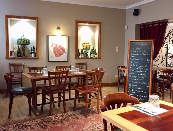 Restaurant_Fleurie - ©CHEZ PAULETTE