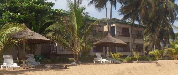 Palm Rock Beach Chez L Allemand