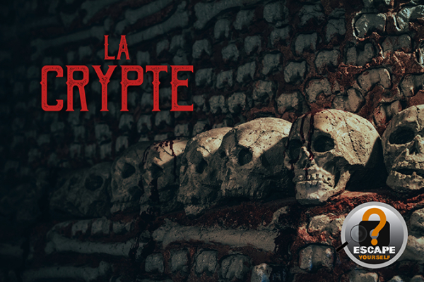 La Crypte - ©ESCAPE YOURSELF