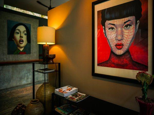 Lobby - ©RAMBUTAN RESORT PHNOM PENH