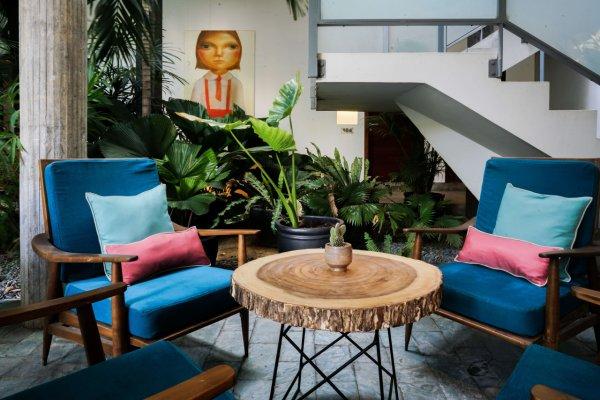 Lounge - ©RAMBUTAN RESORT PHNOM PENH