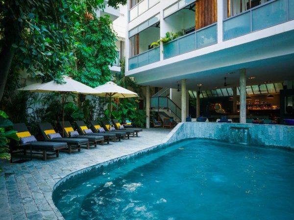 pool - ©RAMBUTAN RESORT PHNOM PENH