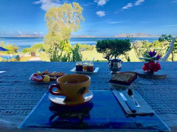 petit dejeuner - ©LA MALOUINIÈRE
