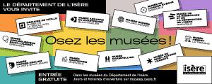 11 MUSÉES DÉPARTEMENTAUX