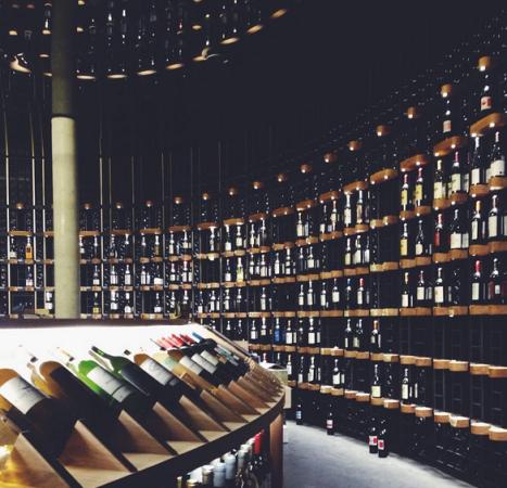 cité du vin - ©LA CITÉ DU VIN