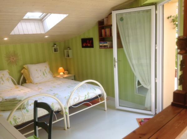 CHAMBRES D'HÔTES LA RIPODIÈRE Chambre d'hôtes Aizenay photo n° 206838 - ©CHAMBRES D'HÔTES LA RIPODIÈRE
