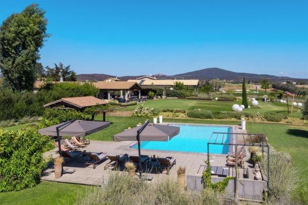 Villa Capalbio - ©TO TOSCANE