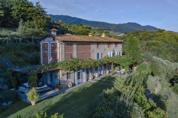 villa I Pinoni - ©TO TOSCANE