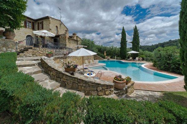 Villa Sornano - ©TO TOSCANE