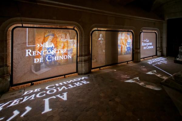 Parcours de visite - ©HISTORIAL JEANNE D'ARC