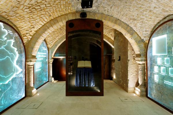 Première salle - ©HISTORIAL JEANNE D'ARC