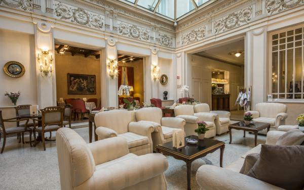 HOTEL CORONA D'ORO 1890 Hôtel Bologne photo n° 219320 - ©HOTEL CORONA D'ORO 1890