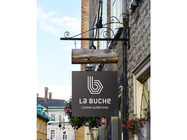 Restaurant La Bûche - ©LA BÛCHE