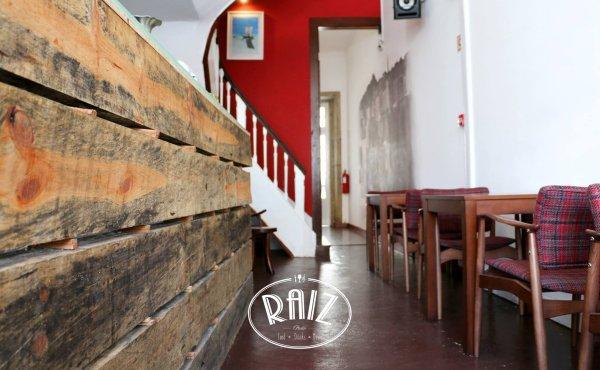 Restaurant raiz - ©RAIZ