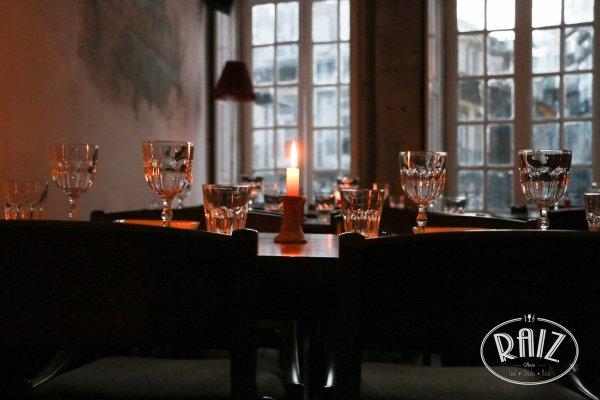 Restaurant Porto - ©RAIZ