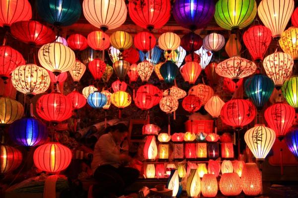 Lanternes de Hoi An - ©MR LINH'S ADVENTURES TRAVEL