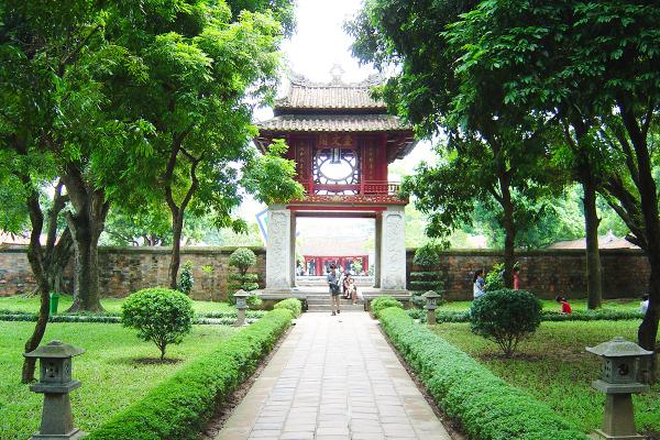Temple-Littérature - ©MR LINH'S ADVENTURES TRAVEL
