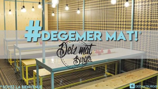 Deiz Mat Burger - ©DEIZ MAT BURGER