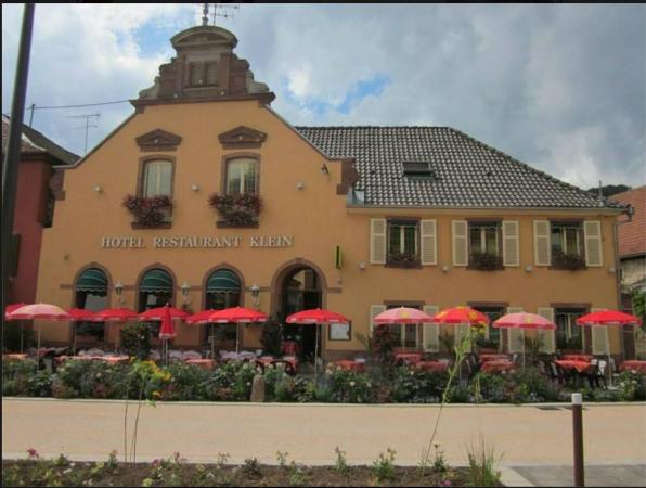 HÔTEL-RESTAURANT KLEIN Restaurant alsacien Soultzmatt photo n° 348877