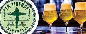 La Tireuse Biarritz bar à bières