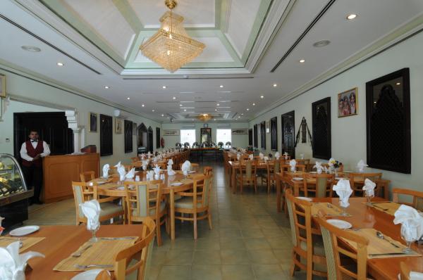 Al Fannar Restaurant - ©FALAJ DARIS HOTEL