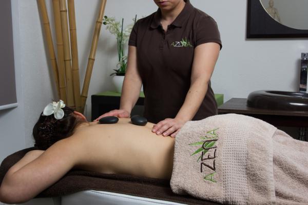 massage relaxant - ©AZENIA