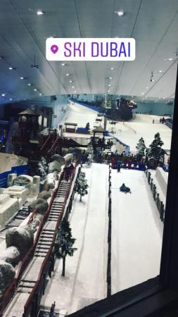 Ski Dubai - ©JOSETTE GHAZAL - GUIDE FRANCOPHONE