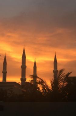 Mosquée Bleue - ©JOSETTE GHAZAL - GUIDE FRANCOPHONE