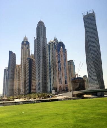 Dubai Marina - ©JOSETTE GHAZAL - GUIDE FRANCOPHONE