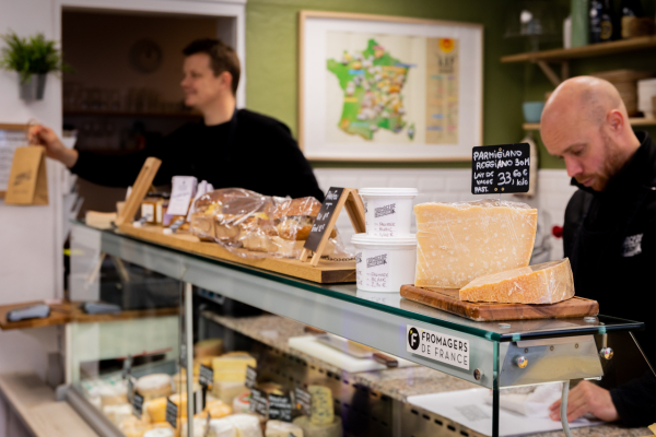 Fromagerie Caen - ©FROMAGERIE CONQUÉRANT
