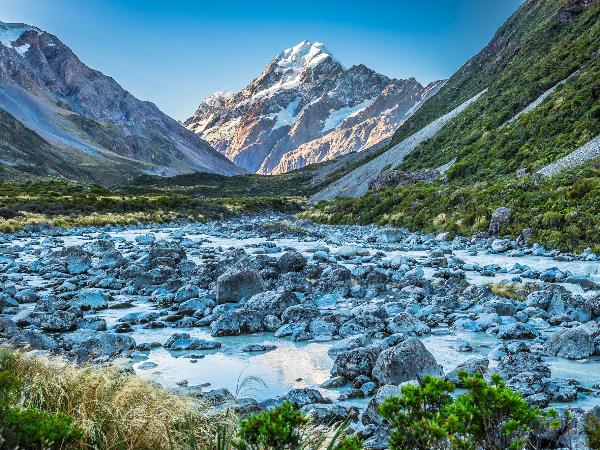 Le Mont Cook - Nouvelle Zélande - ©Yoann Feillet