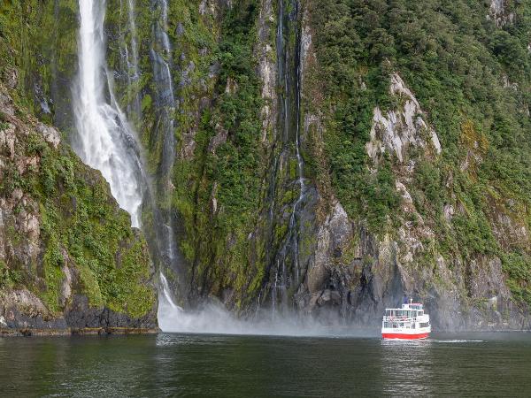 Le fjord du Milford Sound - Nouvelle Zélande - ©Yoann Feillet