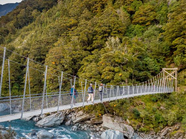Les plus belles randonnées de Nouvelle-Zélande -  Parc national du Mont Aspiring - ©Yoann Feillet