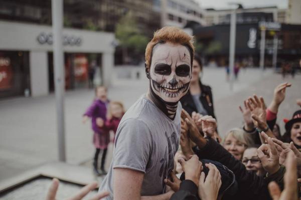 Halloween - ©VIRGIN RADIO