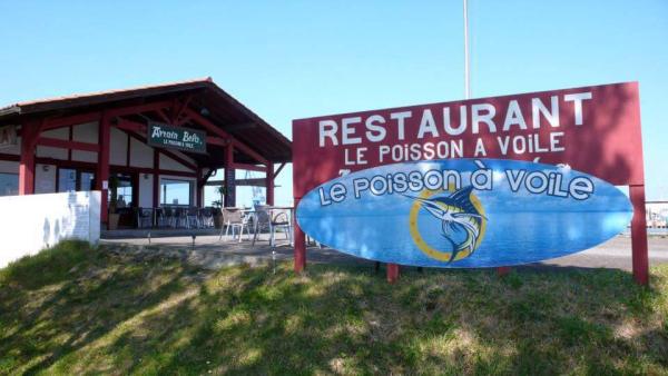 Restaurants anglet - ©LE POISSON A VOILE