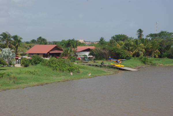 Hydrobase ULM Guyane - ©ULM GUYANE